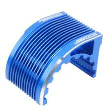 Aluminum Heat Sink Navy Fit RC 1/8 Hobbywing Castle leopard Motor 4274 4268 1515