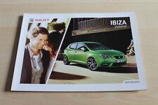 129662) Seat Ibiza - Zubehör - Prospekt 10/2012