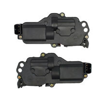 Pair Of 2 Power Door Lock Actuators - Front or Rear / Left and Right Side - New