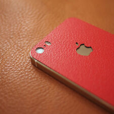 [Arte di mano] Real leather skin / film for iPhone5s