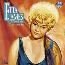 Etta James - The Sweetest Peaches: The Chess Years, Pt. 1 (CD, Chess) At Last