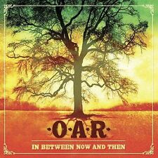 O. A. R In Between Now and Then 2 Disc CD Set Lava Records Alagia Juliano