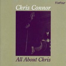 Chris Connor - All About Chris (2006)  CD  NEW  SPEEDYPOST