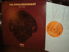 Main Ingredient, Bitter Sweet, Soul, RCA 1972, USA