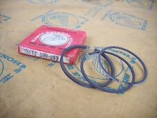 Original Kolbenringe / Piston Ring Set Honda CB 125 T, CL 125, SS 125 / 0,25