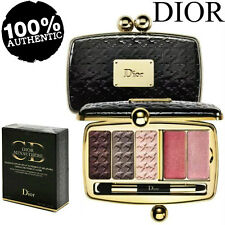 100% AUTHENTIC BEYOND RARE DIOR COUTURE MINAUDIERE JEWEL CLUTCH Makeup PALETTE