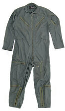 New US Air Force K-2B Sage Green Very Light Flight Suit Coveralls Size Medium Sh