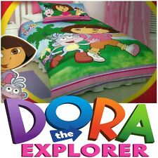Dora The Explorer - Single Bed Quilt Cover Set - Great Gift Idea!