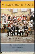 MUMFORD & SONGS POSTER, BABEL (A26)