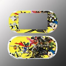 Shin Megami Tensei: Persona 4 Golden Game Skin Sony Playstation Vita Slim 2000