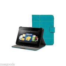 "Belkin Glam Tab Cover with Stand for Kindle Fire HD 7"" 1st Gen Metallic/ Bl"