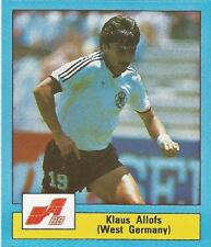 MATCH MAGAZINE-EURO 1988-WEST GERMANY-KLAUS ALLOFTS