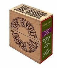 The Hobbit (Wood Box Edition) by J. R. R. Tolkien (2012, CD, Unabridged)