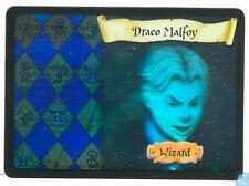 Harry Potter TCG Base Set Draco Malfoy HOLO FOIL 2/116