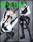 Black Butler Cosplay Ciel Phantomhive Cosplay Costume Anime Cosplay - S M L XL (