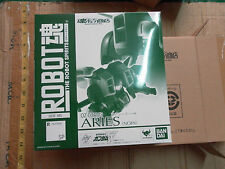 Robot Spirits Gundam Wing W SIDE MS Aries Noin figure limited box damage