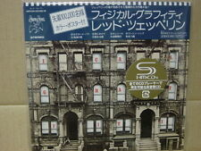LED ZEPPELIN Physical Graffiti JAPAN Mini LP SHM 2 CD 1975 6th Jimmy Page