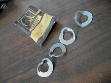 46 47 48 49 50 51 52 CHEVROLET GMC 3/4 1 TON TRUCK NOS BRAKE SHOE ANCHOR LOCKS
