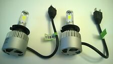 New 2016 50W 8000LM H7 cob led super bright white phare kit voiture universel