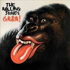 Grrr! by Rolling Stones - 2CD - Rare & Out of Print....MINT DISCS..!!!