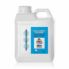 Davco TILE & GROUT CLEANER 1L Remove Tough Dirt & Stains, CLEAR *Australian Made