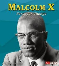 Malcolm X: Force for Change (Fact Finders)