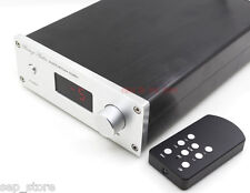 Finished HIFI PGA2311 Remote volume Controller Preamplifier 4 way input  L169-84