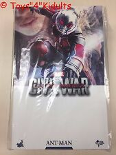 Hot Toys MMS 362 Captain America Civil War Antman Ant Man Scott Lang Paul Rudd