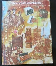 This Great Contrivance: First 100 Years of Telephone in Rochester 1979 Book