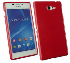 Ultra Slim Gel Silicon Case Cover for Sony Xperia & ScreenGuard - Lot Available