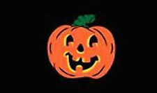 PUMPKIN HALLOWEEN 3X5 FLAG novelty sign banner NEW 3 x 5 advertizing pumpkins