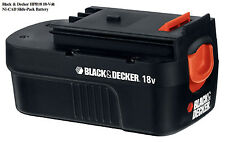 NEW BLACK & DECKER HPB18 18-Volt NI-CAD Slide-Pack  Spring Loaded Battery