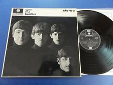THE BEATLES  WITH THE BEATLES parl STEREO UK/French LP EX/EX