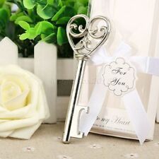 Wedding Bomboniere Favor Love Wine Beer Bottle Opener Corkscrew Collection Gift