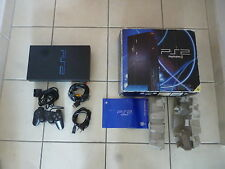 Console playstation play station PS2 PS 2 fat