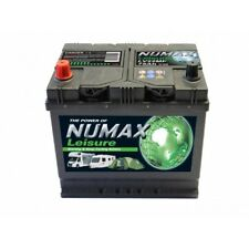 Numax LV22MF 12v 75ah Leisure / Caravan / Marine Battery