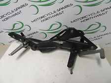 HONDA CBR600 CBR600F FA CB600 ABS 2011 RIGHT FOOTREST HANGER & BRAKE PEDAL BK239