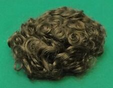 "WEE 3  LT BROWN   ""ANNIE""  DOLL WIG SIZE 8-9  GOOD FOR ETHNIC DOLL"