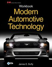 MODERN AUTOMOTIVE TECHNOLOGY [9781619603752] - JAMES E. DUFFY (PAPERBACK) NEW