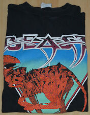 ~ SHADOW OF THE BEAST 1 T-SHIRT ~ Amiga ~ keine Farbrisse/no cracks in the paint