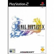 Final Fantasy X 10 Game PS2 Brand New