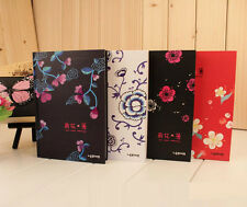 Chinese style Hard Cover Notebook Diary Journal Planner Note Pad Sketchbook Book