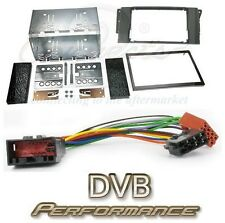 Land Rover Freelander2 06 on Car Stereo Double Din Kit and ISO adapto