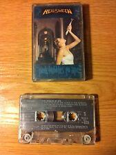 HELLOWEEN - PINK BUBBLES GO APE - 1991 - CINTA TAPE CASSETTE K7
