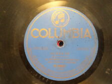 CANADA COLUMBIA 78 RECORD 1667/PRINCE'S ORCH/ ALOHA OE/FEMALE VOCAL/GOLDEN RING