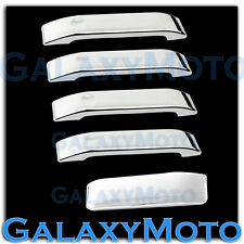 04-14 Ford F150 Triple Chrome 4 Door+Tailgate Handle lever only Cover Trim Bezel