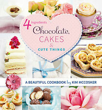 Direct from 4 Ingredients, Chocolate, Cakes and Cute Things  SALE save 40%