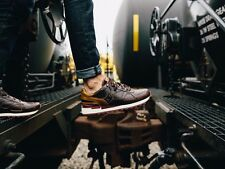 Limited Edition Saucony x Wolverine Shadow 5000 Horween Leather Men's Sz 10