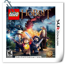 3DS NINTENDO LEGO The Hobbit Action Adventure Warner Home Video Games
