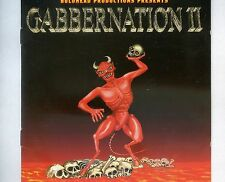 CD GABBERNATION II it's a hell out there  HOLLAND 1995